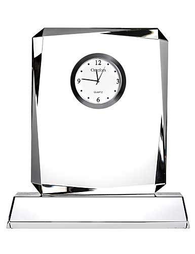 Orrefors Vision Table Clock, Large
