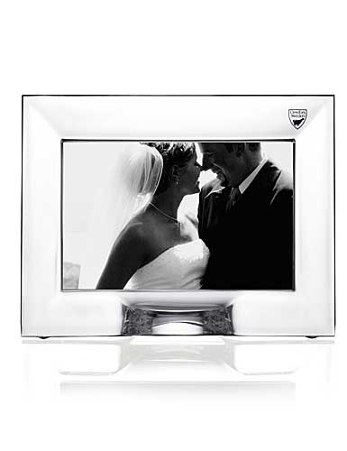 "Orrefors Plaza 4x6"" Picture Frame"
