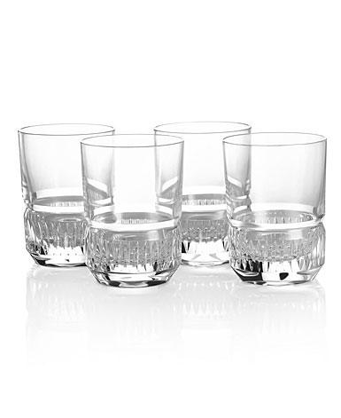 Ralph Lauren Broughton Vodka Glasses, Set of 4