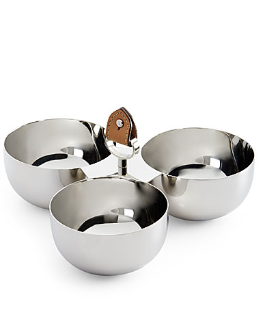 Ralph Lauren Wyatt Triple Nut Bowl