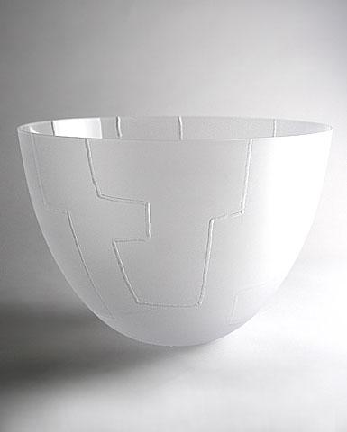 Orrefors Tatlin Bowl