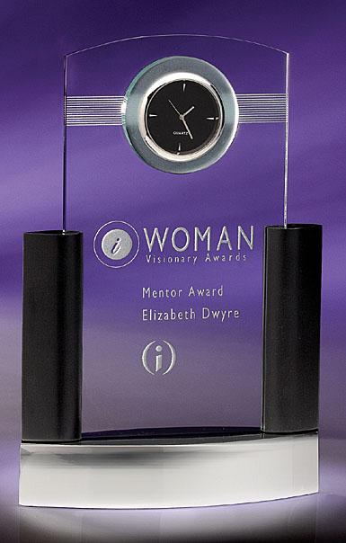 Crystal Blanc, Personalize! Neopolitan Clock