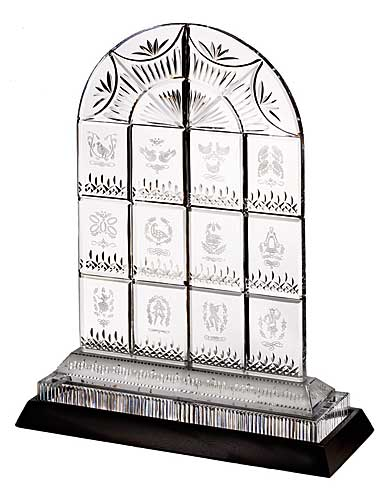 Waterford 12 Days of Christmas House of Waterford Crystal Calendar, Limited Edition
