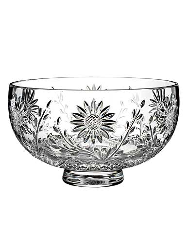 """Waterford House of Waterford Sunflower 10"""" Bowl"""
