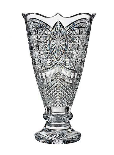 "Waterford House of Waterford Wicker 13"" Vase"