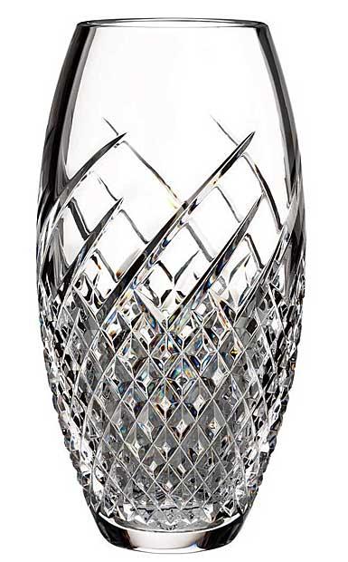 """Waterford House of Waterford Wild Atlantic Way 10"""" Vase"""