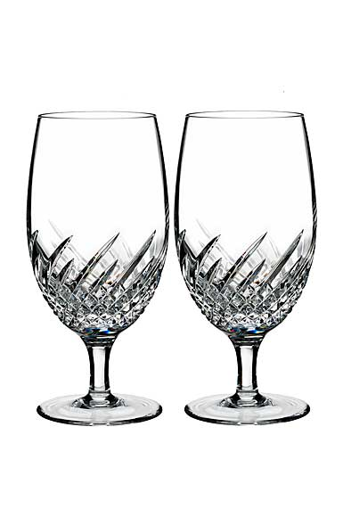 Waterford Essentially Wave Iced Beverage, Pair