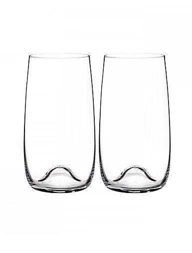 Waterford Elegance Long Drinks Pair