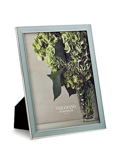 Vera Wang Wedgwood With Love Nouveau 8x10 Frame, Mist