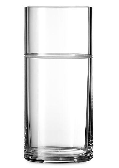 """Vera Wang Wedgwood Vera Bande 9"""" Vase"""