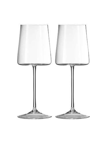Vera wang wedgwood vera metropolitan wine pair - Vera wang martini glasses ...