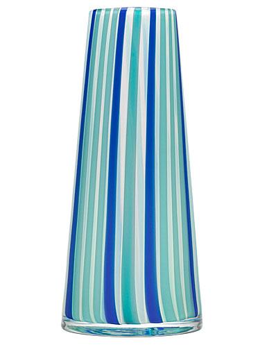 Kosta Boda Cabana Vase, Blue