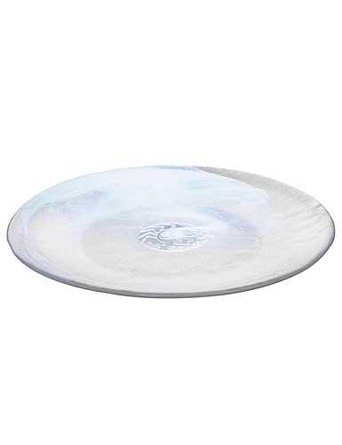 Kosta Boda Mine Dish White
