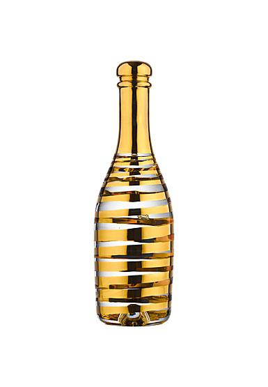 Kosta Boda Celebrate Champagne, Gold