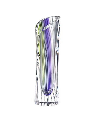Kosta Boda Art Glass, Goran Warff Crystal Movement Green, Limited Edition of 200