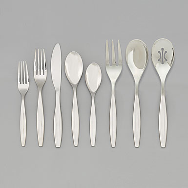 Nambe Flatware - Grace 43-pc. Set