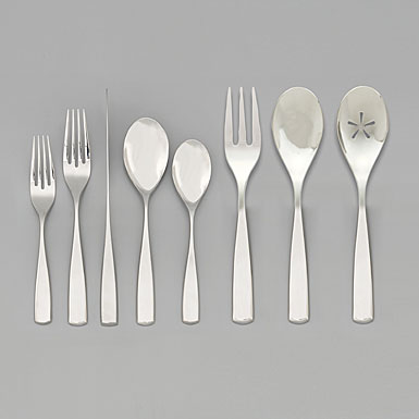 Nambe Flatware - Anna 43-pc. Set