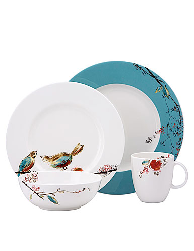Lenox Simply Fine Lenox Chirp 4-piece Place Setting