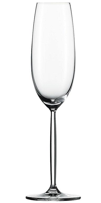 Schott Zwiesel Diva Champagne Flute, Single