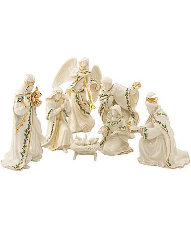 Lenox Holiday Nativity, 7 Piece Set