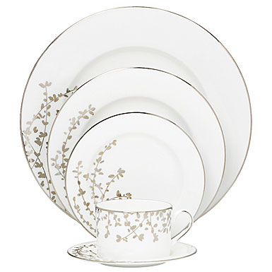 kate spade new york by Lenox Gardner Street Platinum China