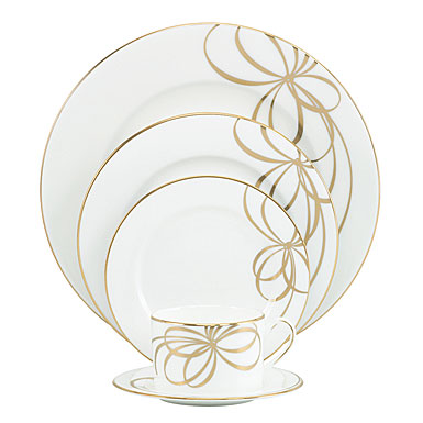kate spade new york by Lenox Belle Boulevard Gold China