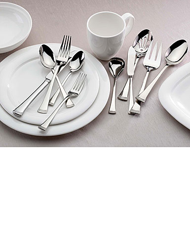 Lenox Portola Flatware, 65 Piece Set