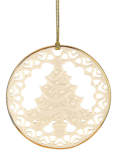 Lenox Pierced Tree Ornament