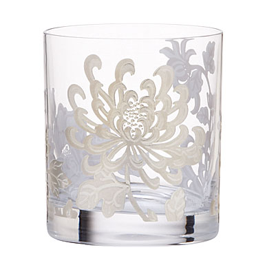 Marchesa by Lenox Painted Camellia Barware