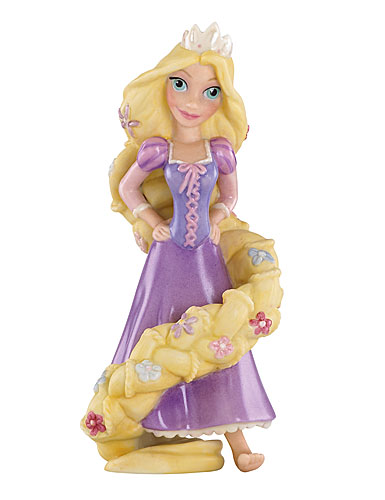 Lenox Ornaments - Rapunzel, Let Down Your Golden Hair