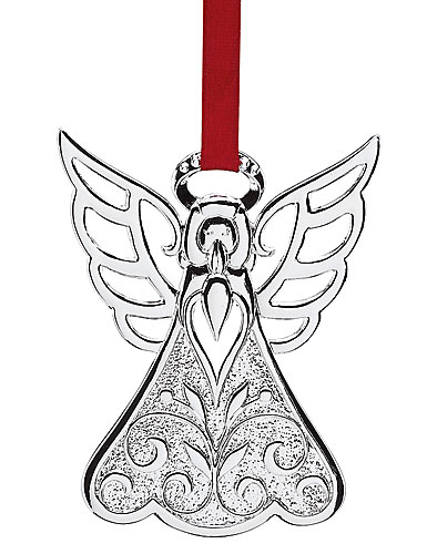Lenox Ornaments - Angel Metal Charm