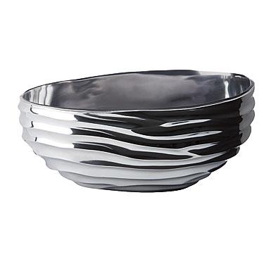 Donna Karan Lenox Sculpted Metal, Bowl