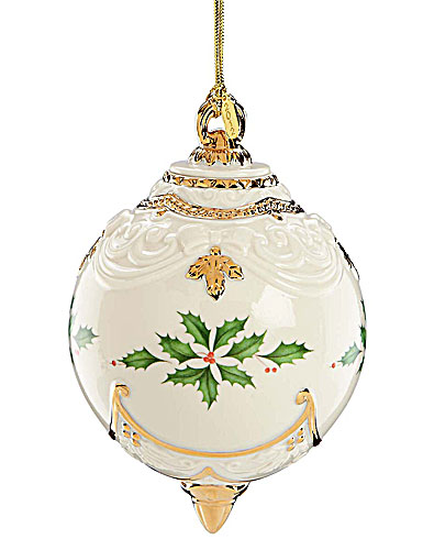 Lenox ornaments annual holiday ball