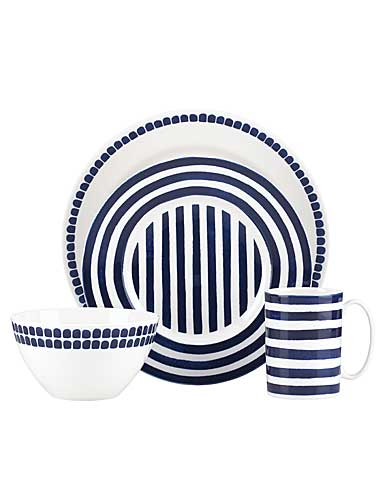 Lenox China kate spade Charlotte Street North, 4 Piece Place Setting