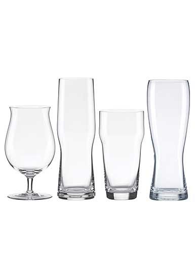 Lenox Tuscany Assorted Beer Glasses, Set of 4