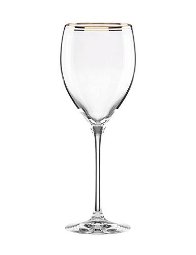 Lenox kate spade New York Orleans Square Gold Goblet, Single