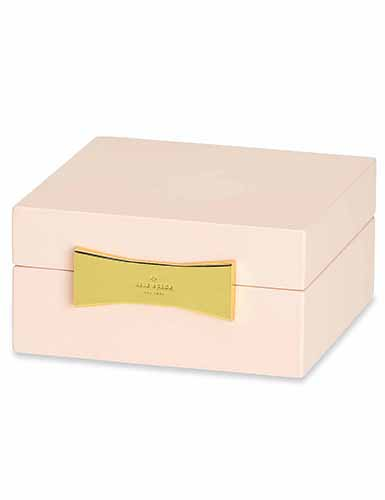 Lenox kate spade Outpost Gifting Square Jewelry Box, Pink