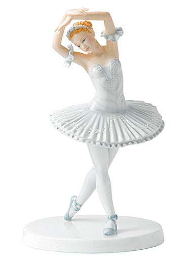 Royal Doulton Pretty Ladies Dances of the World - Russian Ballerina