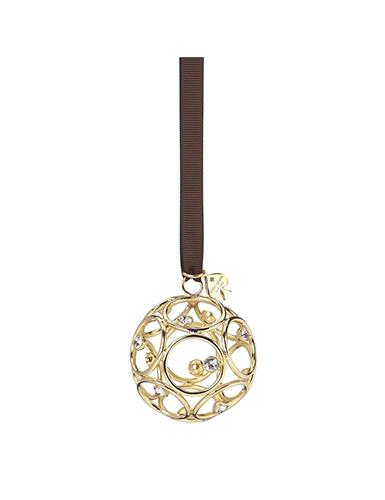 Lenox Kate Spade Bejeweled Annual 2017 Ornament