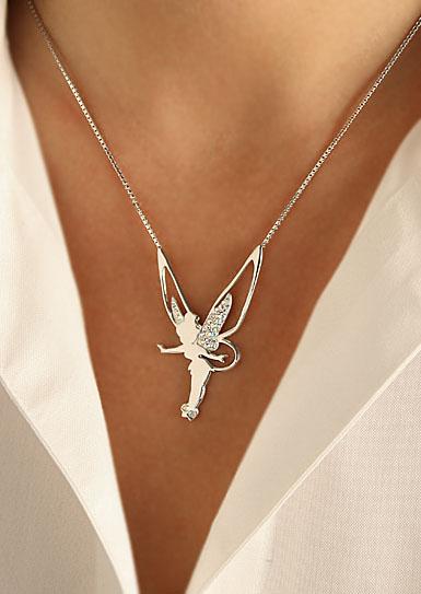 Swarovski Tinker Bell Necklace