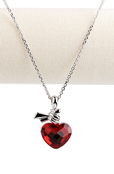 Swarovski Ties Of Love Pendant Necklace