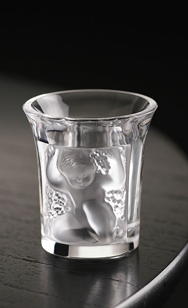 Lalique Enfants Liqueur Shot Glass, Single