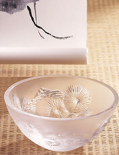 Lalique China Mood Bowl, Small