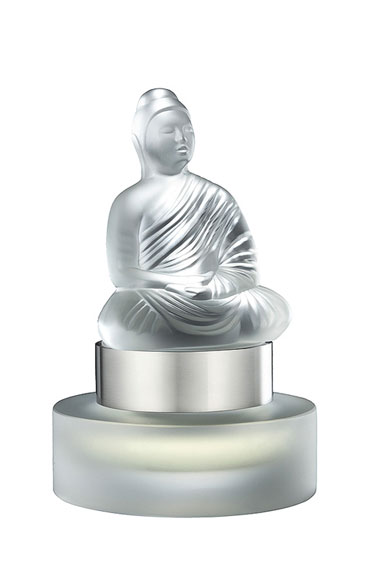 Lalique Perfume Homme Lion 30ml Crystal Edp Limited Edition Bouddha