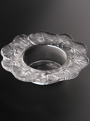Lalique Honfleur Ring and Pin Tray
