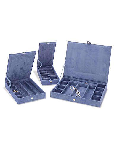 Reed and Barton Arianna Blue Stackable Cases