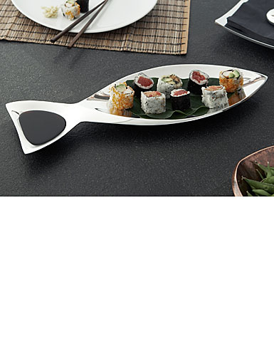 Nambe Metal Minnow Platter