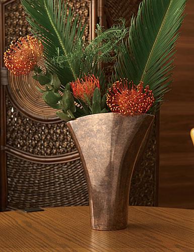 Nambe Metal Heritage Ellipse Vase