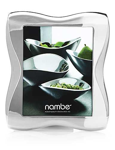 """Nambe Metal Bella 8x10"""" Frame"""