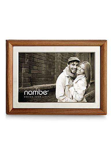 Nambe Hayden 4x6 Picture Frame